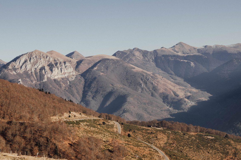 Randonnee pyrenees Mongie