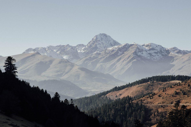 Randonnee pyrenees pic midi