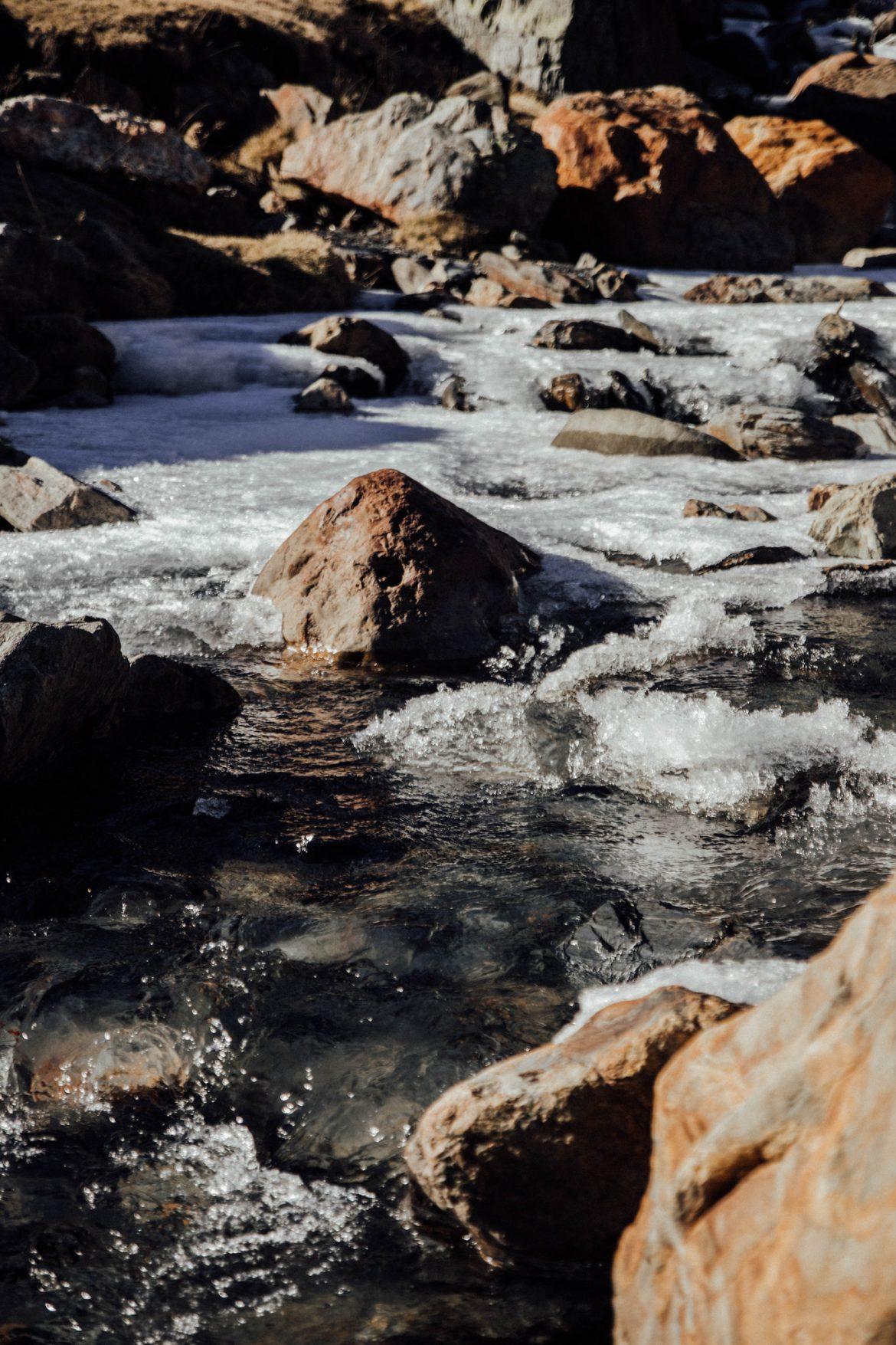 Idée de randonnée dans les Pyrenees :la vallée du Rioumajou
