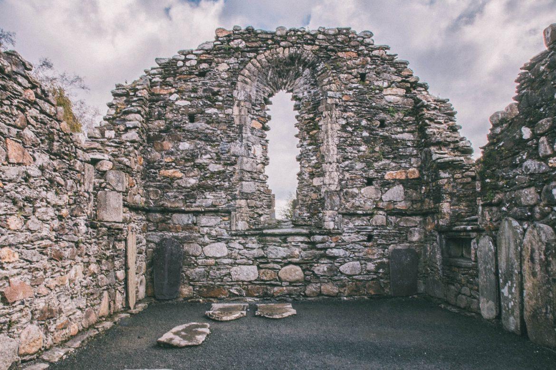 Glendalouth - parc national des monts wicklows, randonnées et road trip en Irlande