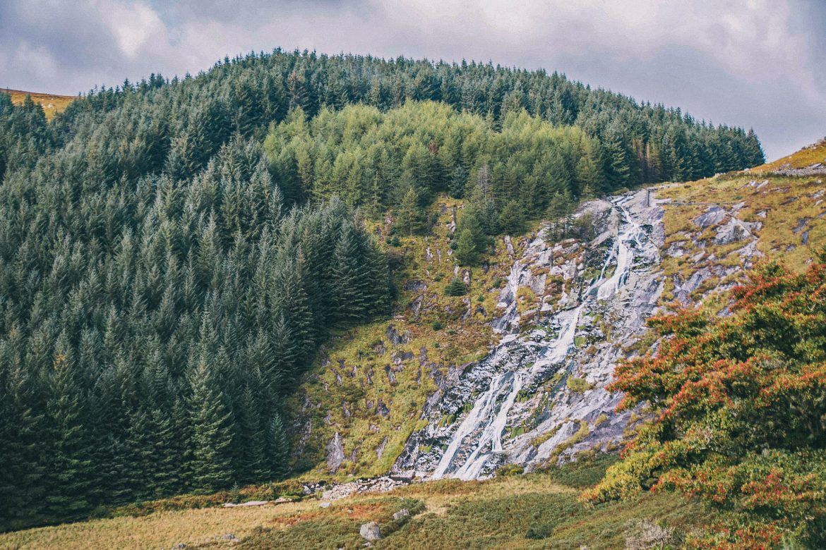 Wicklow moutains (Le parc national des Monts de Wicklow) - road trip en Irlande
