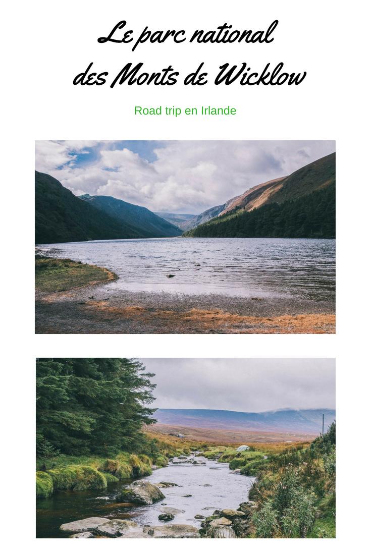 Le parc National des Monts Wicklow : un parc naturel sublime et méconnu proche du Dublin - Idées - randonnée, bonnes adresses !