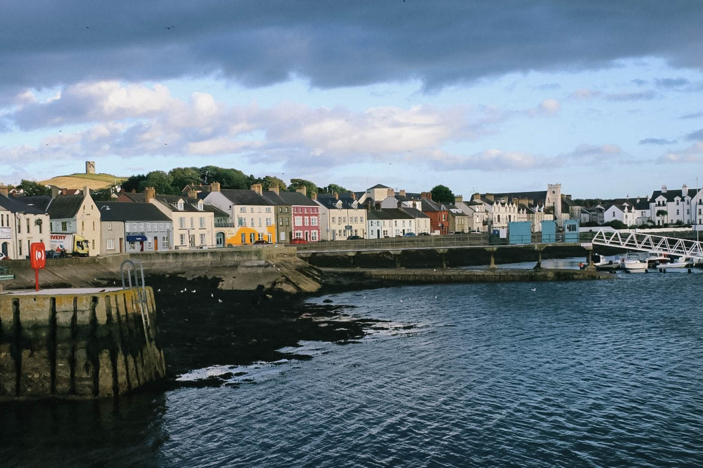 Irlande du Nord : de Belfast à Castle Ward
