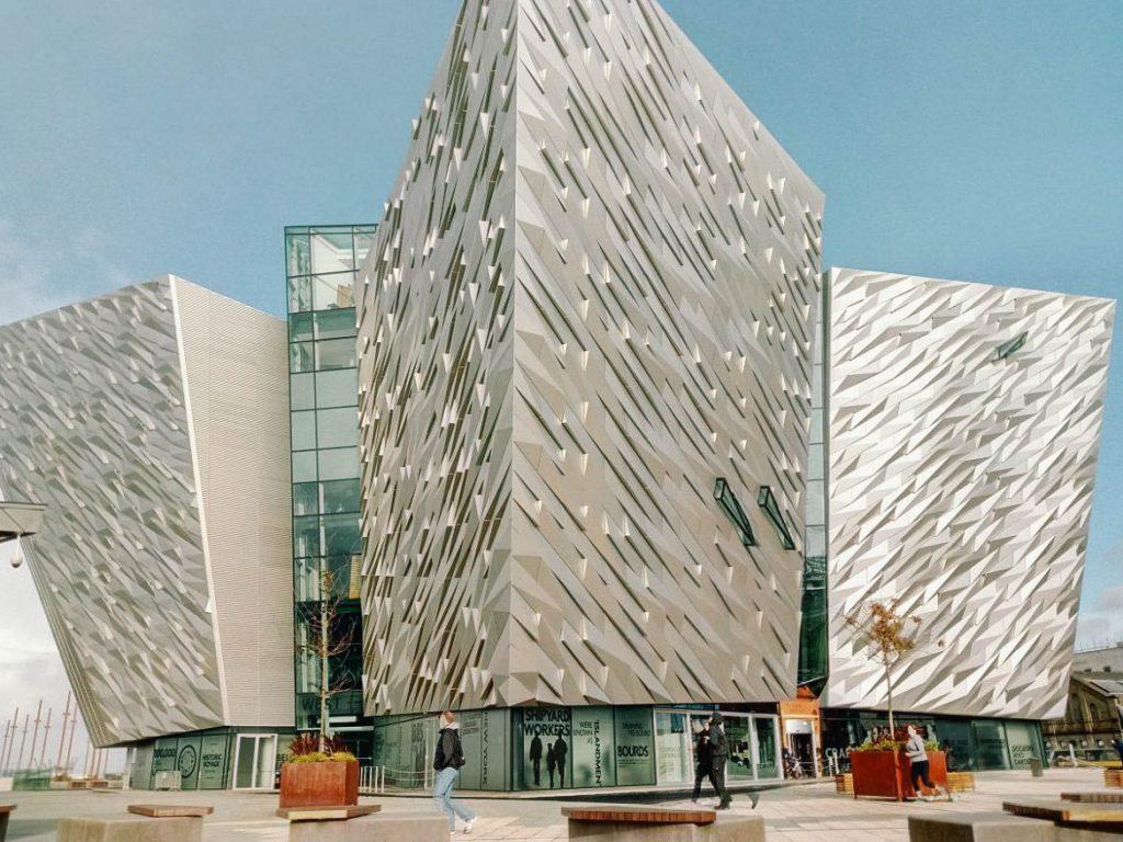 Visiter Belfast, Le Titanic Belfast Muséum