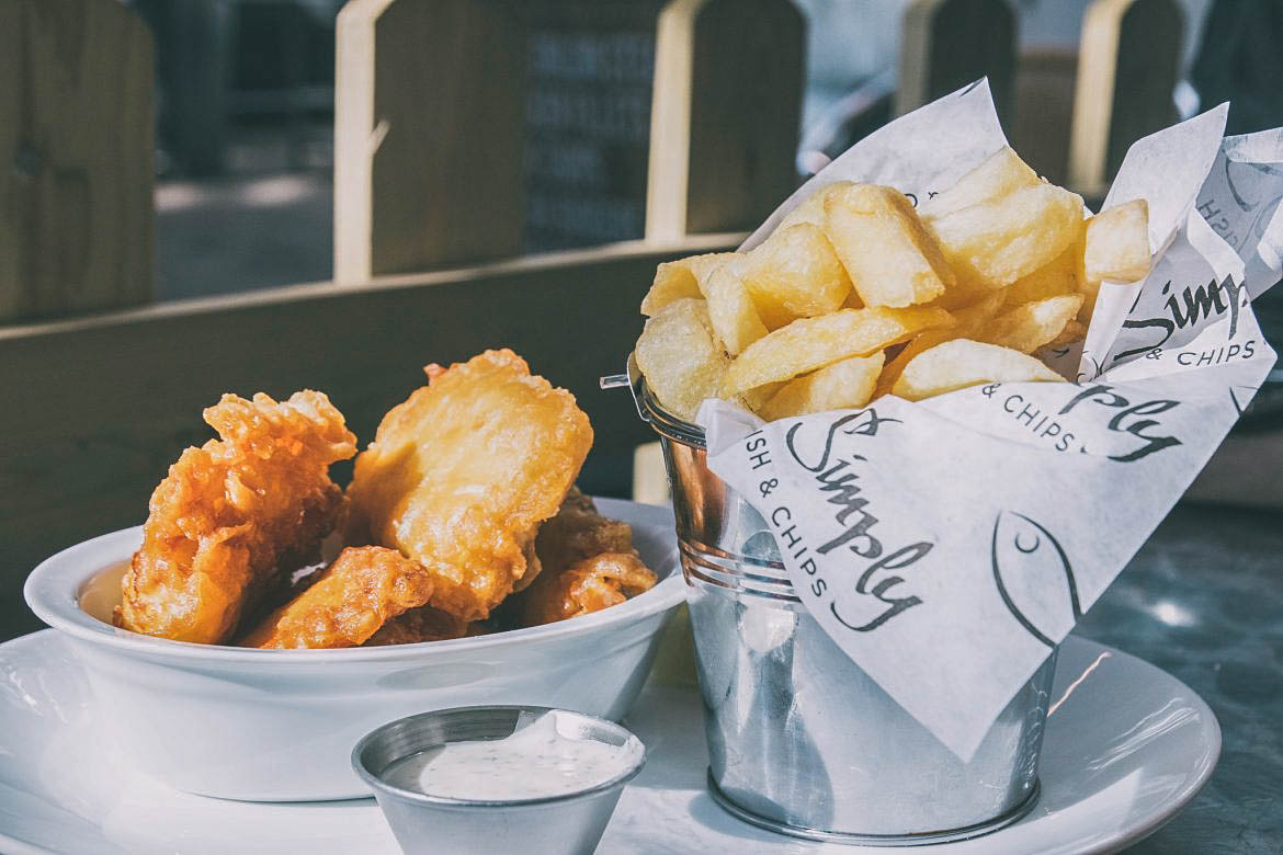 meilleur fish and chips de Belfast
