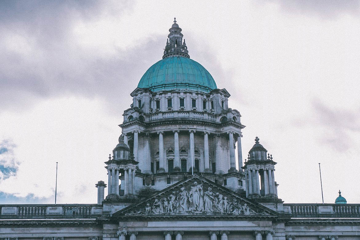 Visiter Belfast - city hall