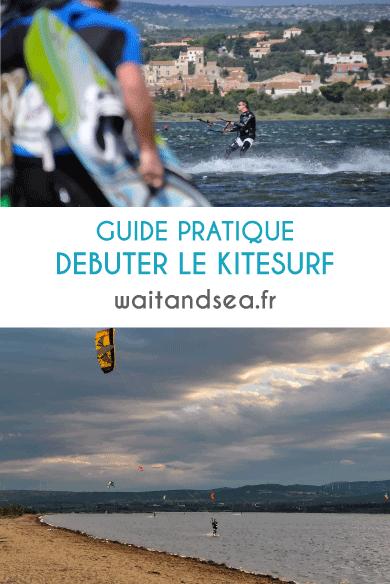 Débuter le kitesurf - Tous les conseils et astuces pour bien débuter !