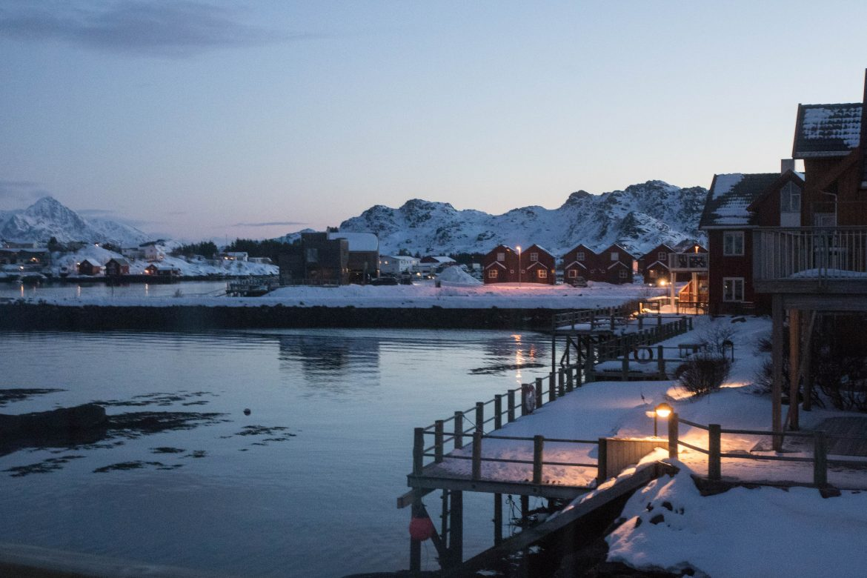 Roadtrip Norvege : parcourir les iles lofoten