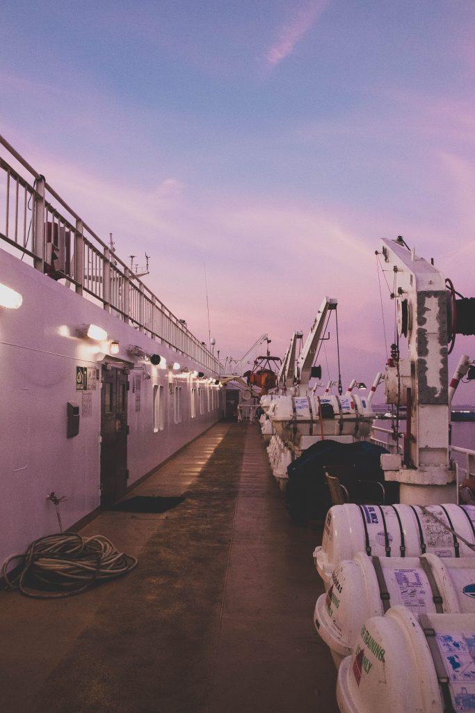 Prendre le Ferry à Algesiras - Roadtrip 4*4 Maroc