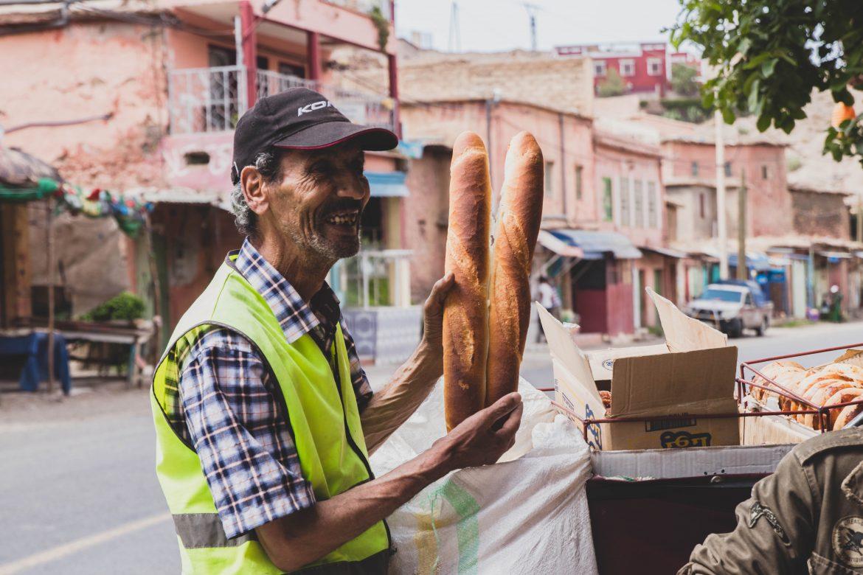 restaurant le jardin - Atlas-Maroc