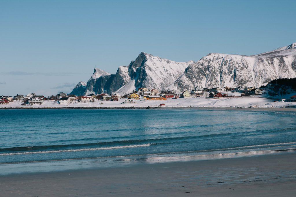 roadtrip dans les iles Lofoten en Hiver