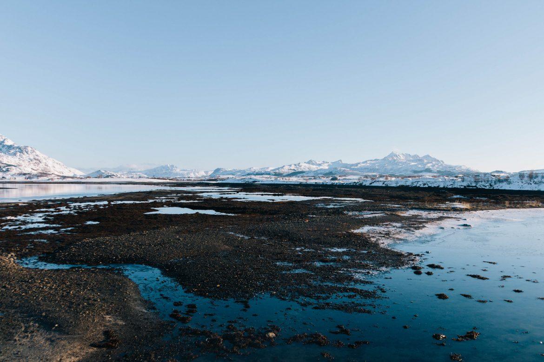 Roadtrip iles lofoten Norvege