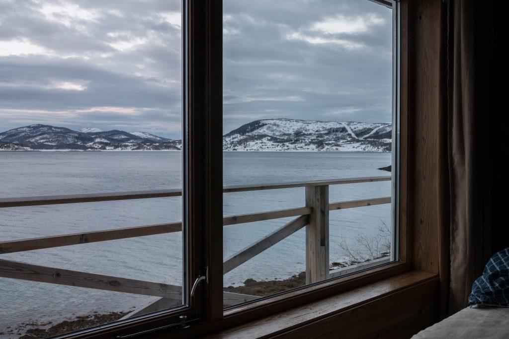 Hotel iles Loften hiver