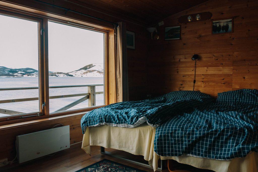 Les meilleurs hotels où dormir en Norvège du Nord l'hiver