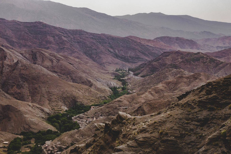 Roadtrip de la France jusqu'au Maroc