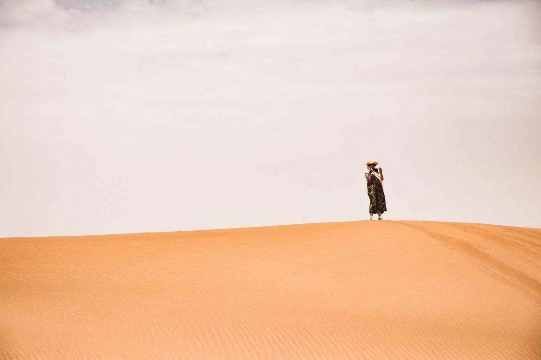 DMhamid : road trip 4x4 dans le désert marocain