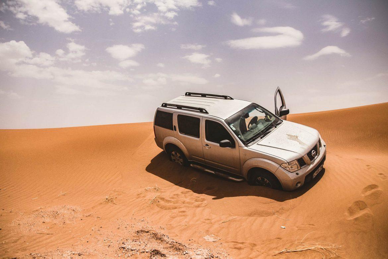 Mhamid : road trip 4x4 dans le désert marocain