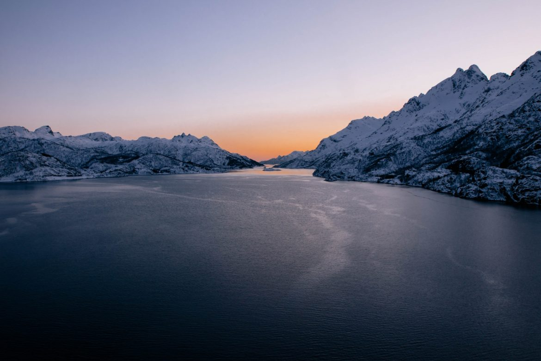 Roadtrip mars ïles Lofoten - Norvège