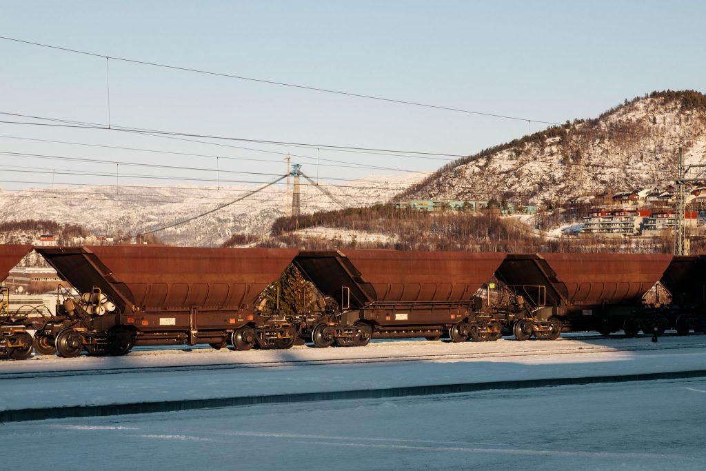 Narvik Norvège du nord