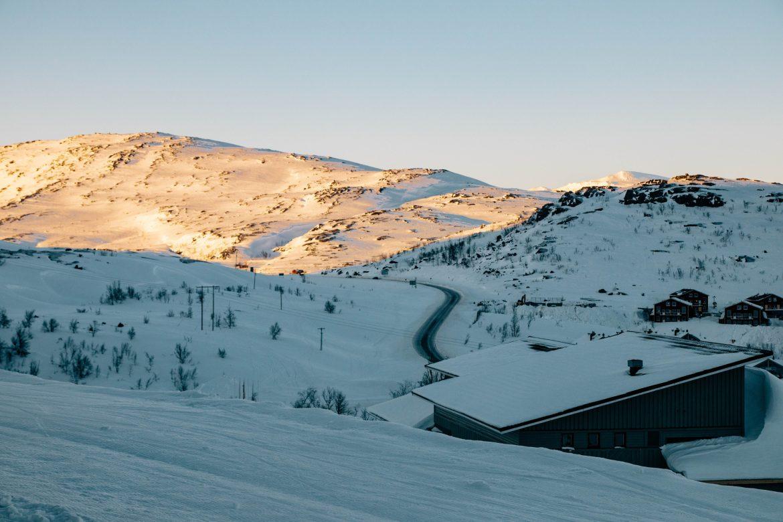 Station ski Riksgränsen - Suéde