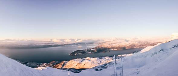 Où skier en Norvége : guide d'emploi - Narvik