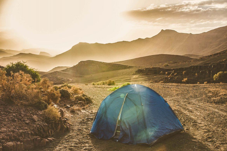 Roadtrip en 4x4 aménagé au Maroc jusqu'au désert de M'hamid