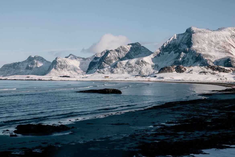 Roadtrip en mars dans les îles Lofoten