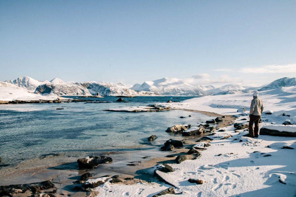 somaroy tromso norvege du nord