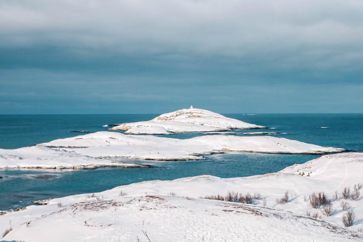 Itinéraire en Norvège du nord : autour de Tromso