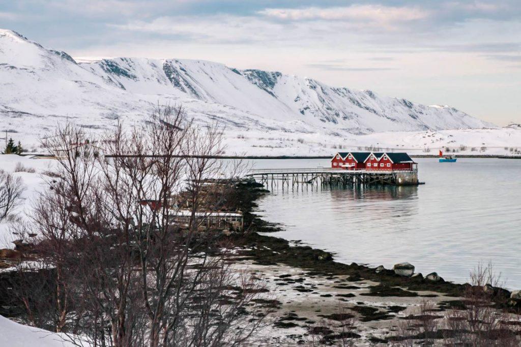 itineraire norvege du nord