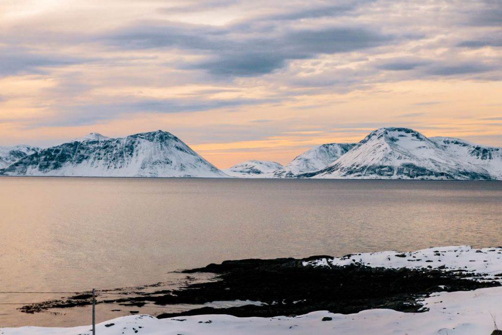 Tromso Norvege du Nord