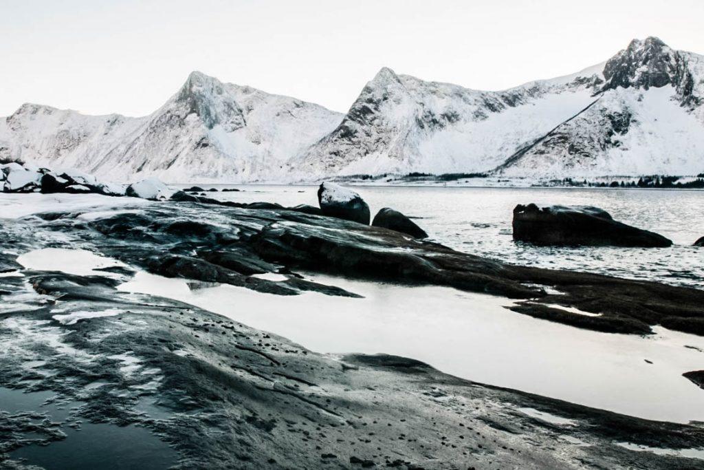 Ile de Senja Norvege du nord