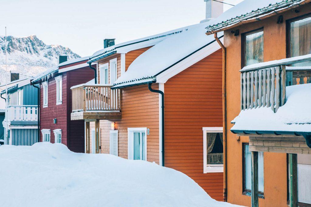 ile senja norvège du nord