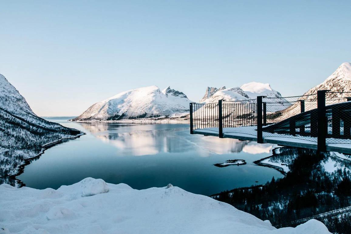 Itinéraire en Norvège du nord : île de Senja, Alpes de Lyngen et la région de Tromso