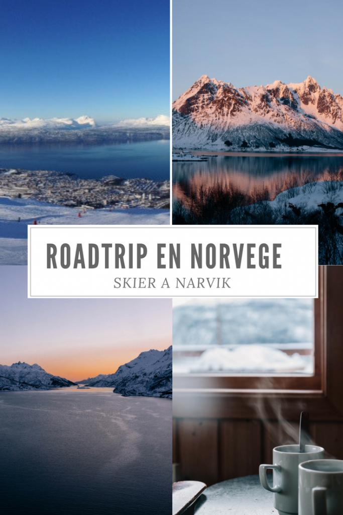Où skier en Norvège ? Narvik la plus belle station de ski du monde