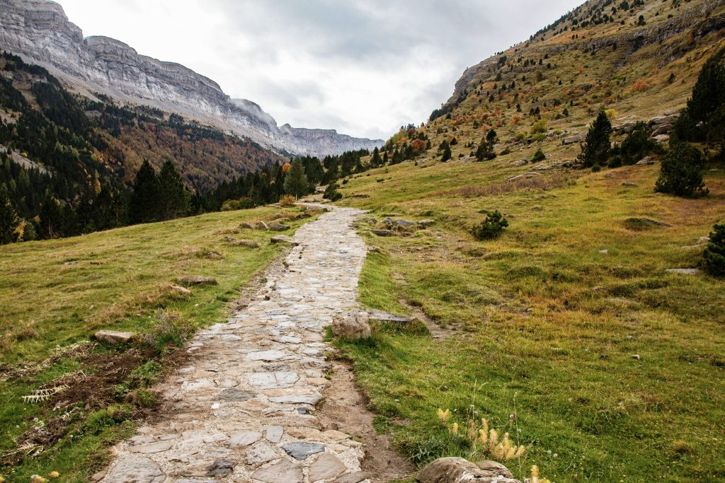 randonnée canyon Ordesa