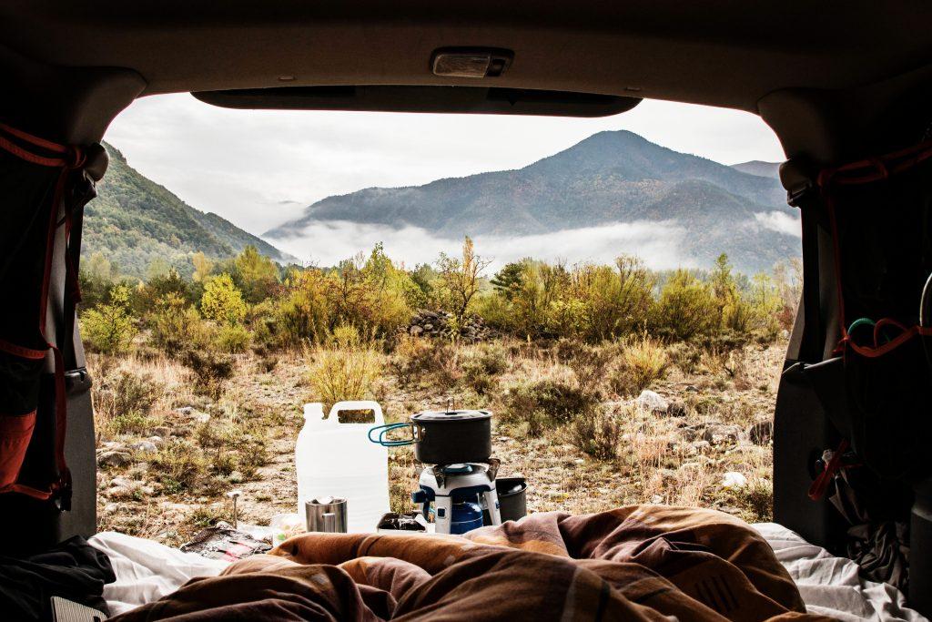 Vanlife Parc national d'Ordesa et du Mont Perdu en Espagne : randonnée dans le plus beau canyon d'Europe