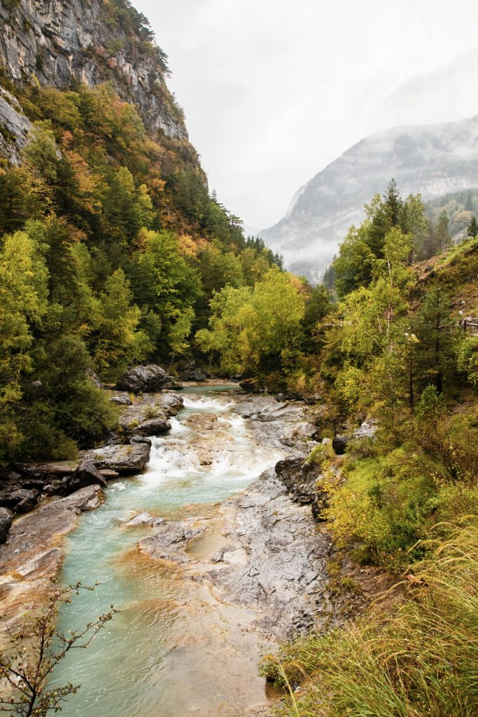 Randonnée parc national Ordesa