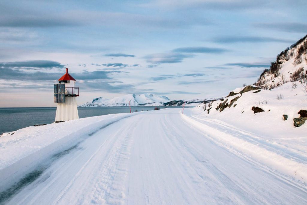 Vannøya, Tromso, Norvège
