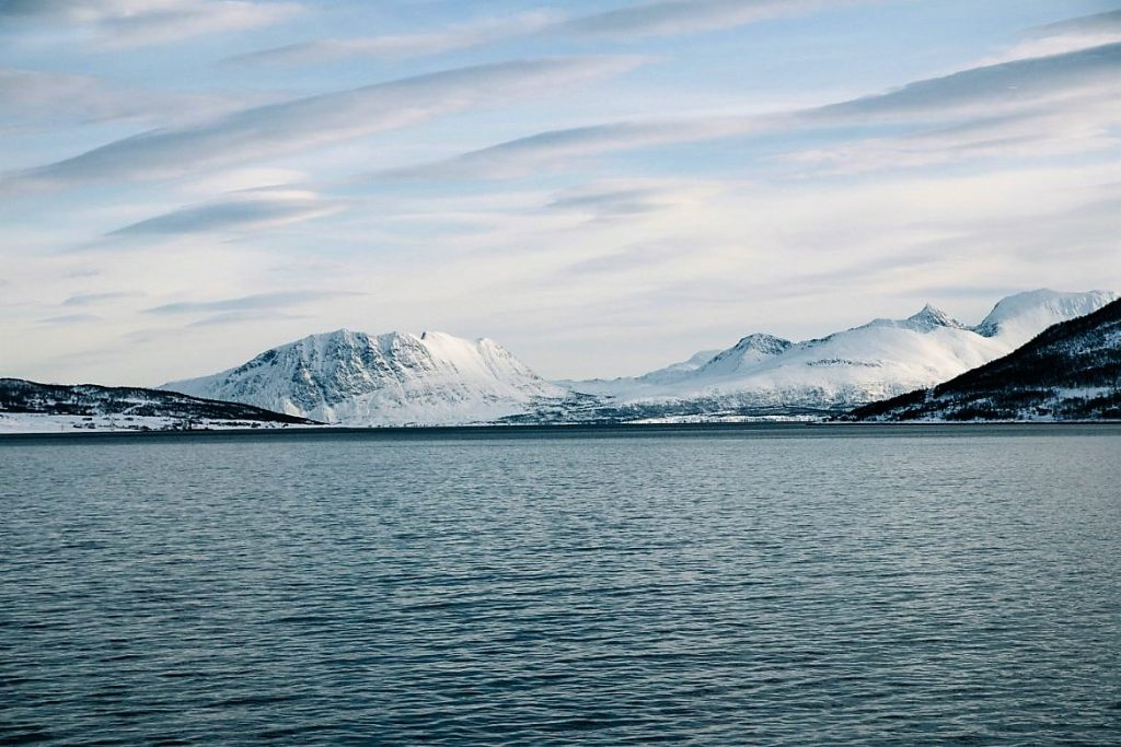 Ringvassøya, Tromso, Norvège du nord