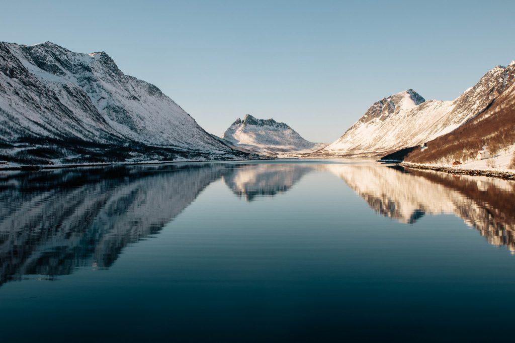 Itinéraire en Norvège du nord île de Senja, Alpes de Lyngen et la région de Tromso