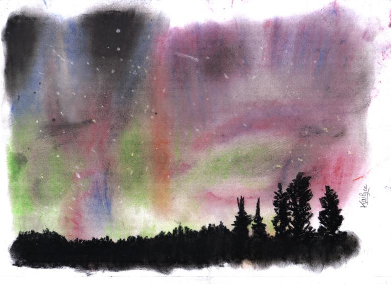 ou voir aurore norvege nord