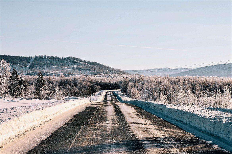 itineraire en Norvège du nord