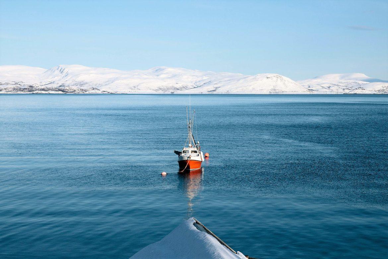 itineraire en Norvege du nord