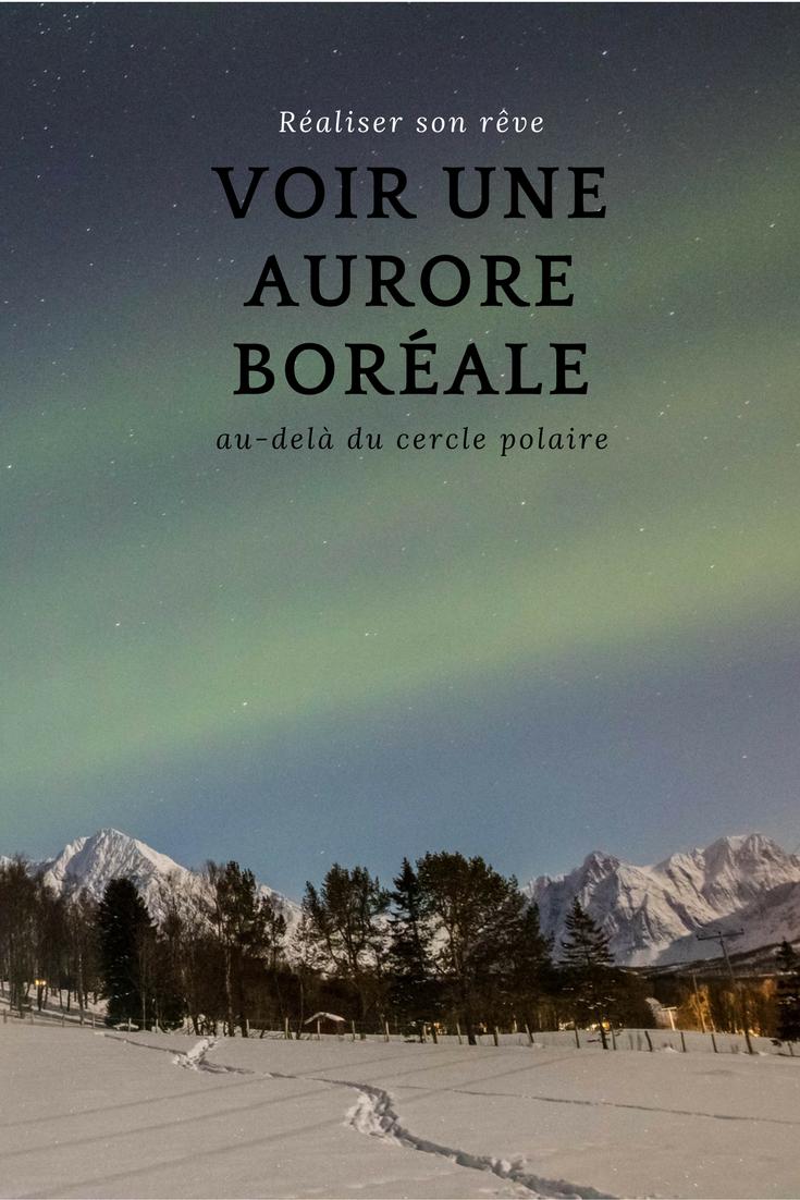 Les meilleurs spots pour voir les aurores borèales en Norvège du Nord