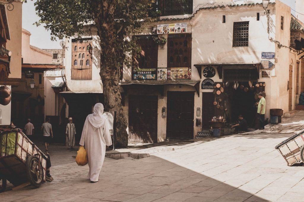 raod trip 4x4 Maroc Fes