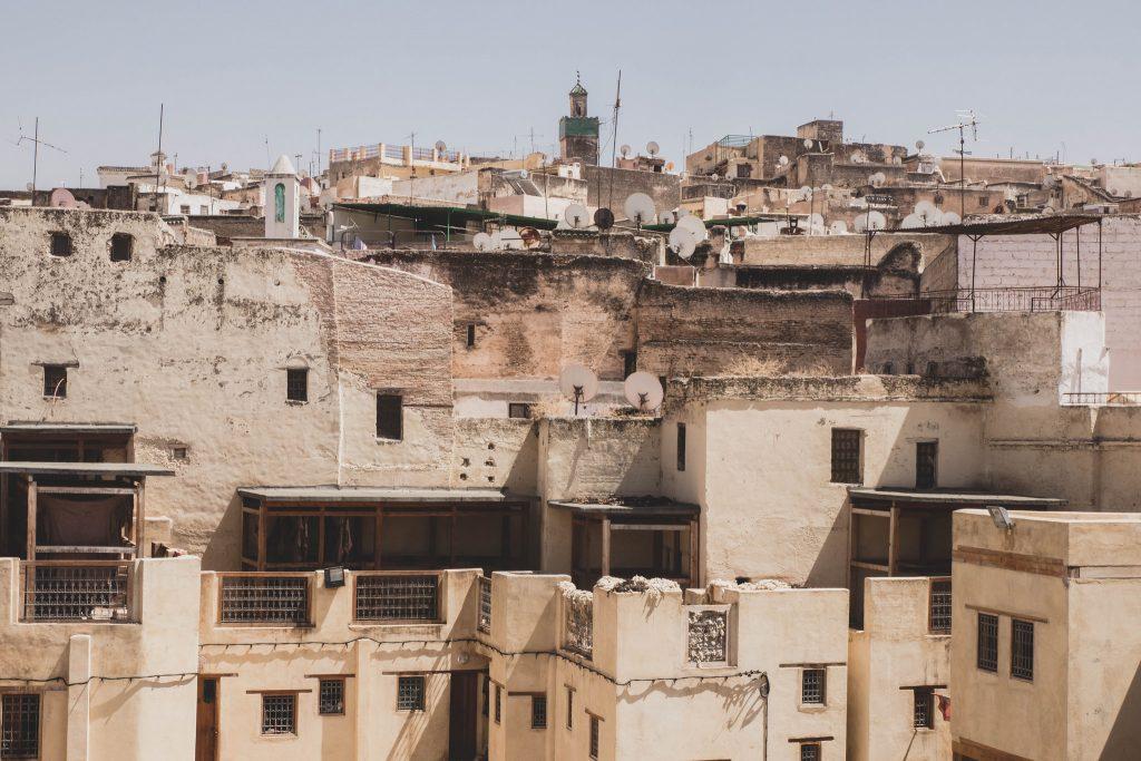 vieille ville de fes