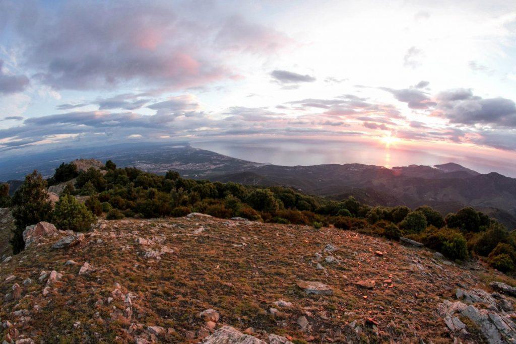 Trail nature Argelés sur mer