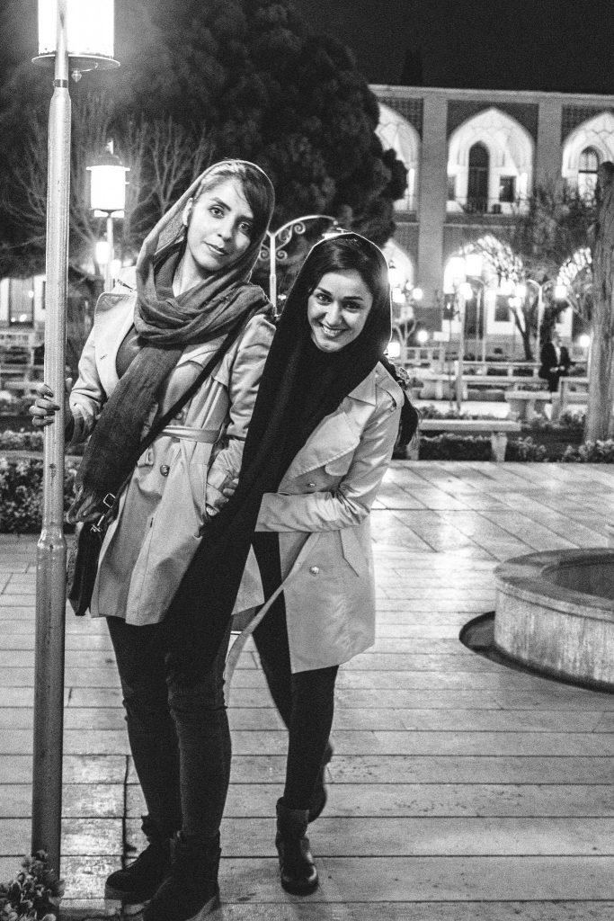 Voyage en Iran : les femmes et le voile