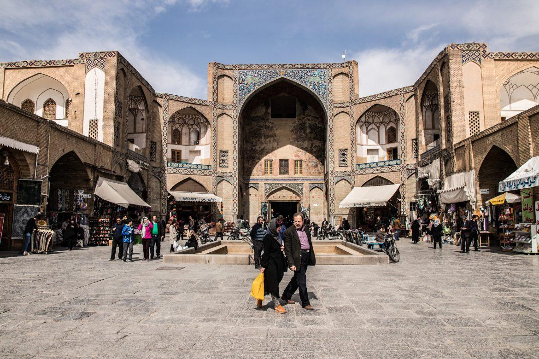Comment s'habiller en Iran quand on est une femme ?
